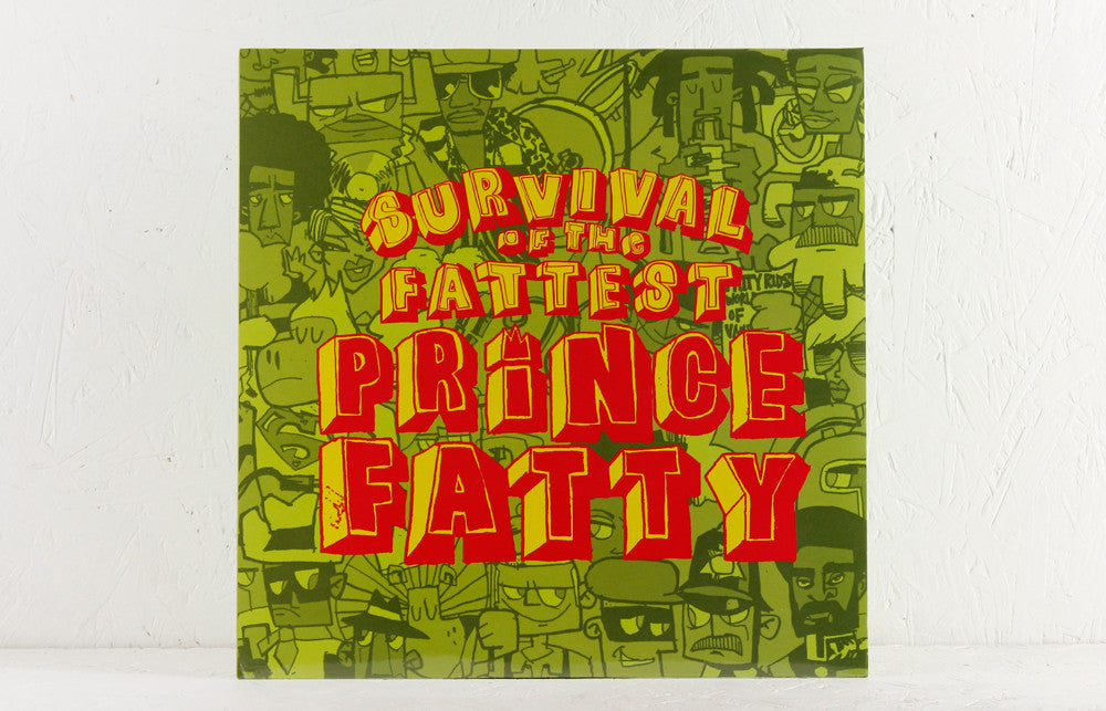 Prince Fatty - Survival Of The Fattest - Vinyl LP/CD