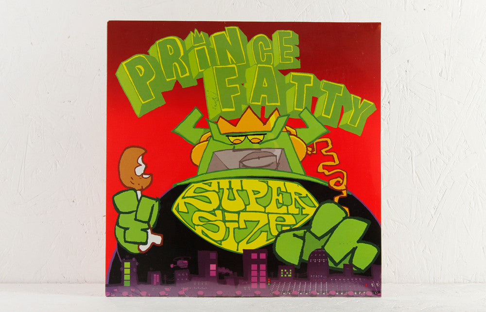 Prince Fatty – Supersize – Vinyl LP/CD