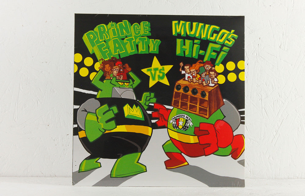 Prince Fatty Vs. Mungo's Hi Fi – Vinyl LP/CD
