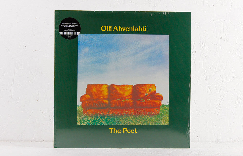 Olli Ahvenlahti – The Poet – Vinyl LP/CD