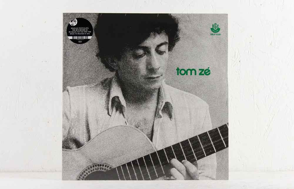 Tom Ze – Tom Ze – Vinyl LP/CD