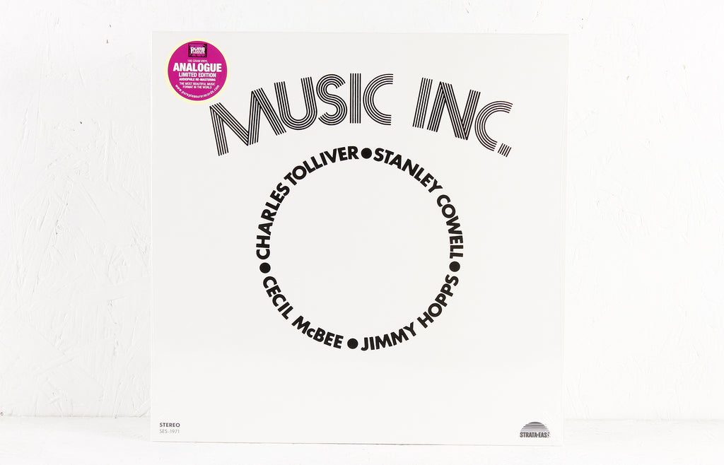 Music Inc. – Vinyl LP