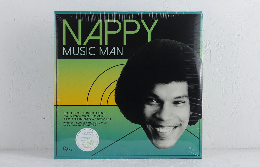 Nappy Music Man – Vinyl 2-LP + 7""
