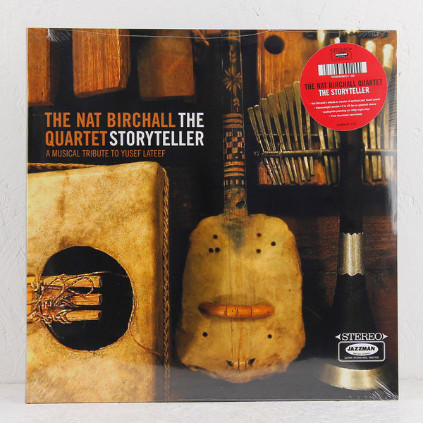 The Storyteller - A Musical Tribute To Yusef Lateef – Vinyl 2LP – Mr Bongo