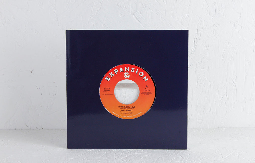 "To Prove My Love / Guess Who's Looking For Love Again – 7"" Vinyl"