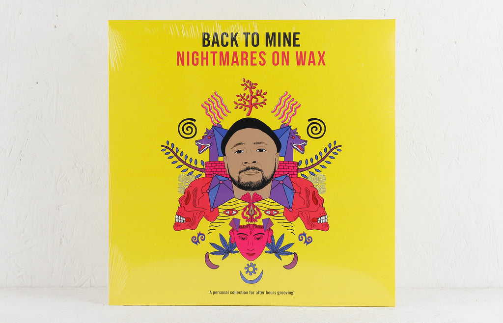 Back To Mine compiled by Nightmares On Wax – Vinyl 2-LP