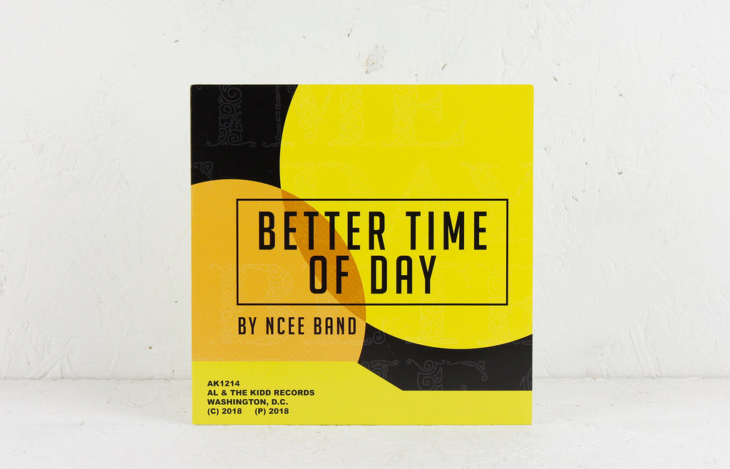 Better Time Of Day – Vinyl 7""