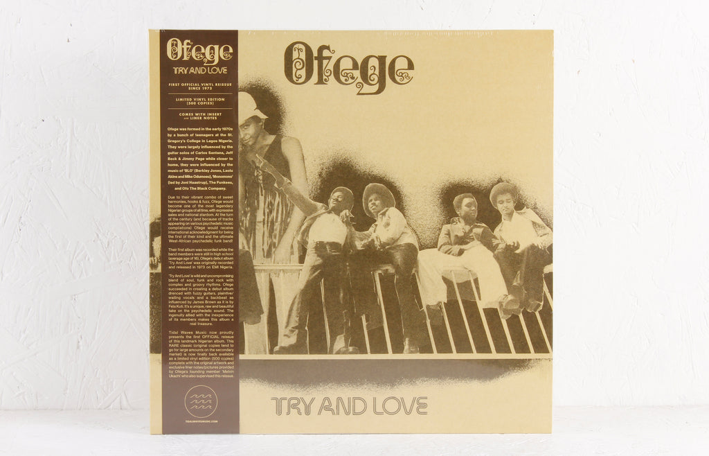 Try And Love – Vinyl LP