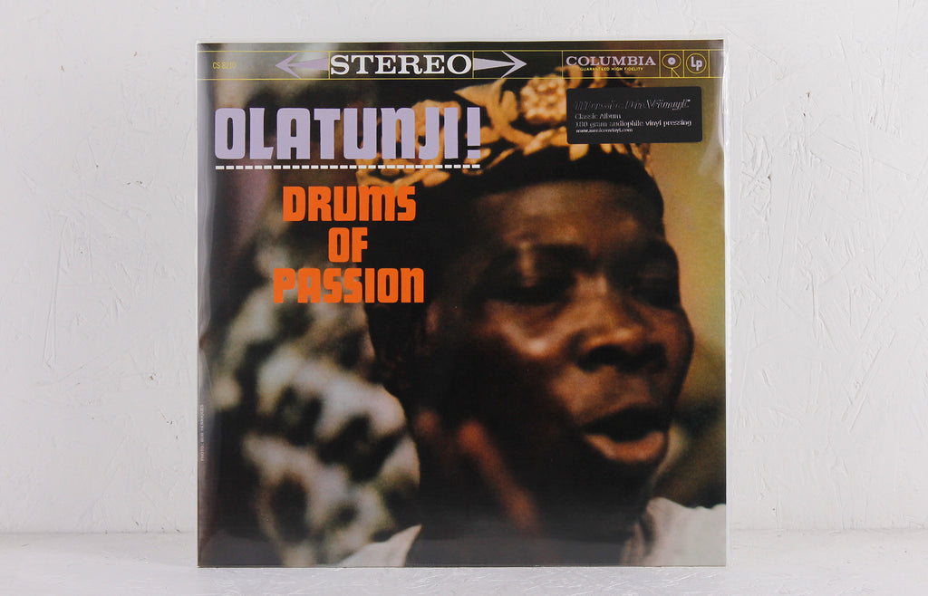 Drums Of Passion – Vinyl LP