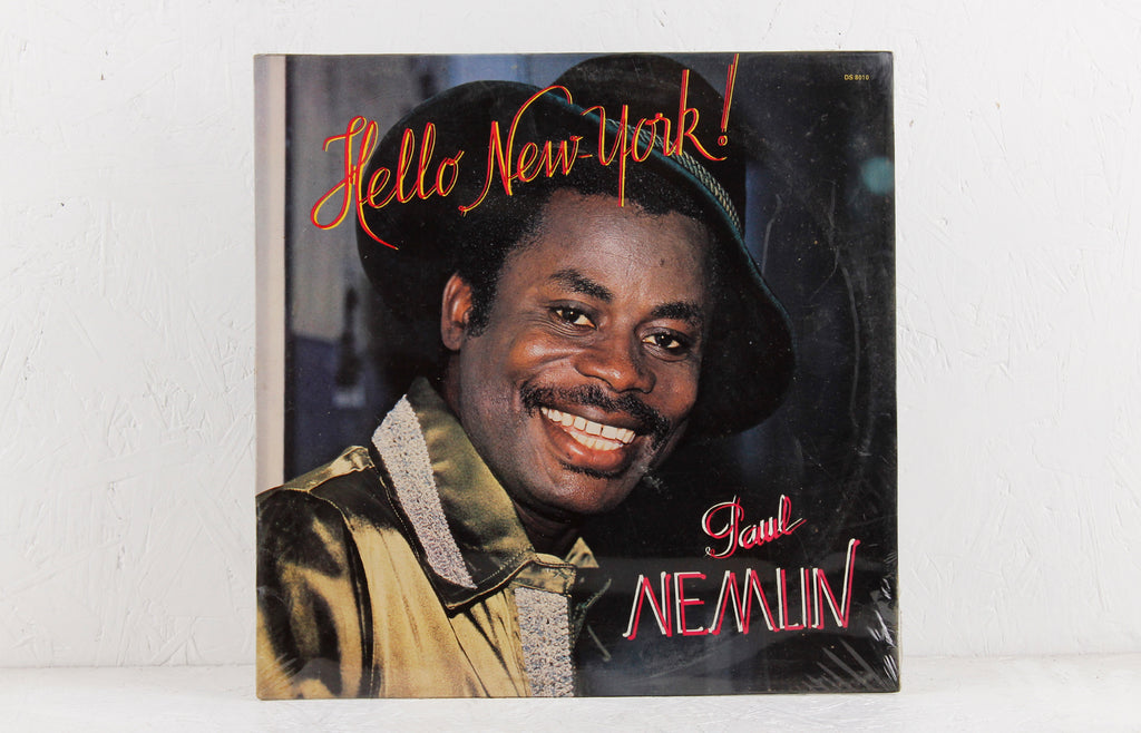 Hello New-York! – Vinyl LP