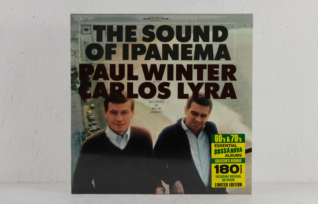 The Sound Of Ipanema – Vinyl LP