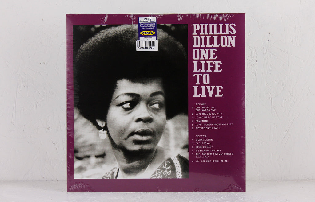 One Life To Live – Vinyl LP