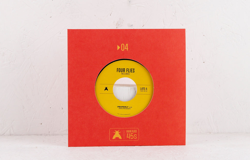Properly / Acromatic – Vinyl 7""