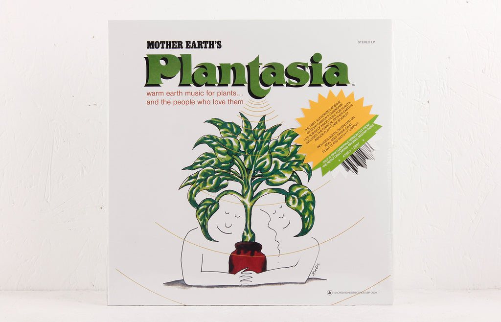 Mother Earth's Plantasia (45rpm audiophile version) – Vinyl 2LP