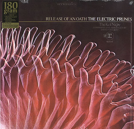 The Electric Prunes ‎– Release Of An Oath - Vinyl LP