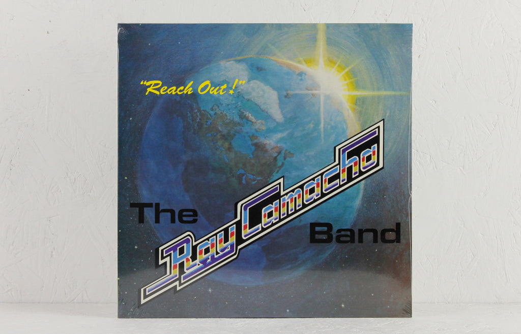 The Ray Camacho Band ‎– Reach Out – Vinyl LP