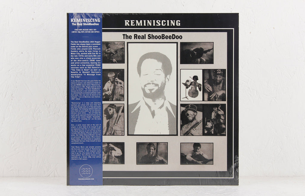 Reminiscing – Vinyl LP