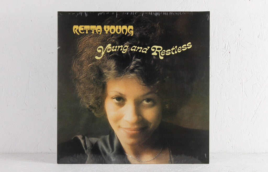 Retta Young ‎– Young And Restless – Vinyl LP