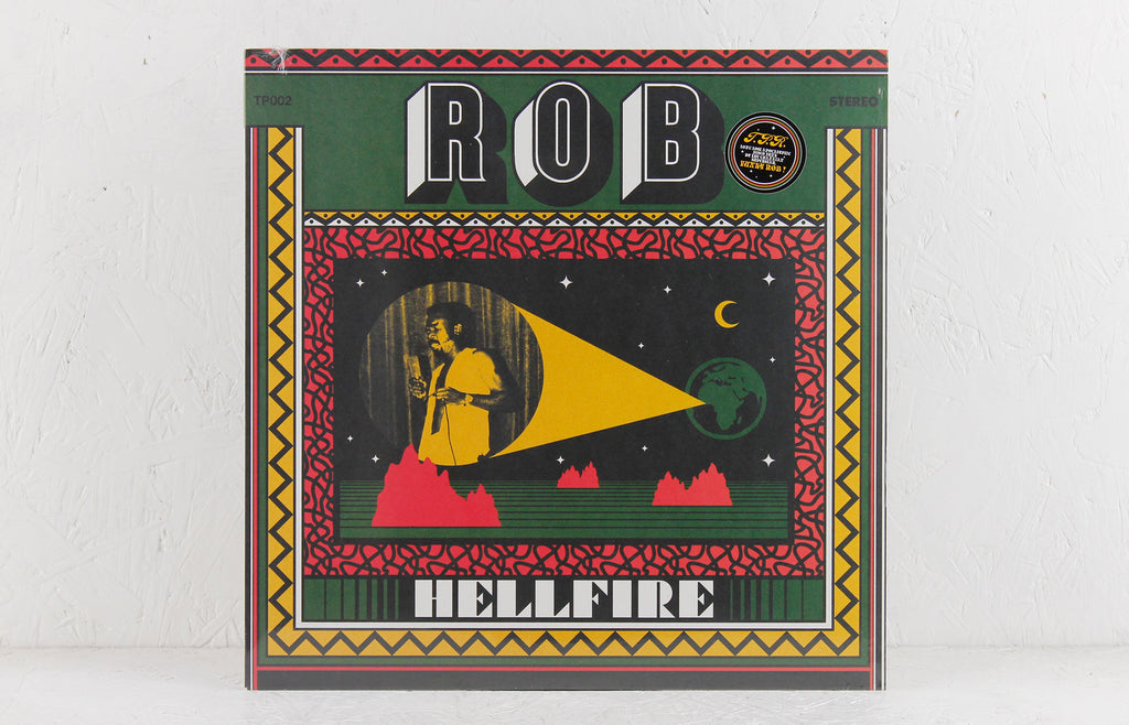 Hell Fire – Vinyl LP