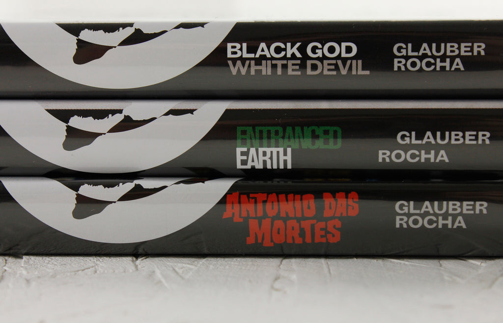 Glauber Rocha Collection - Black God White Devil/Antonio das Mortes/Entranced Earth