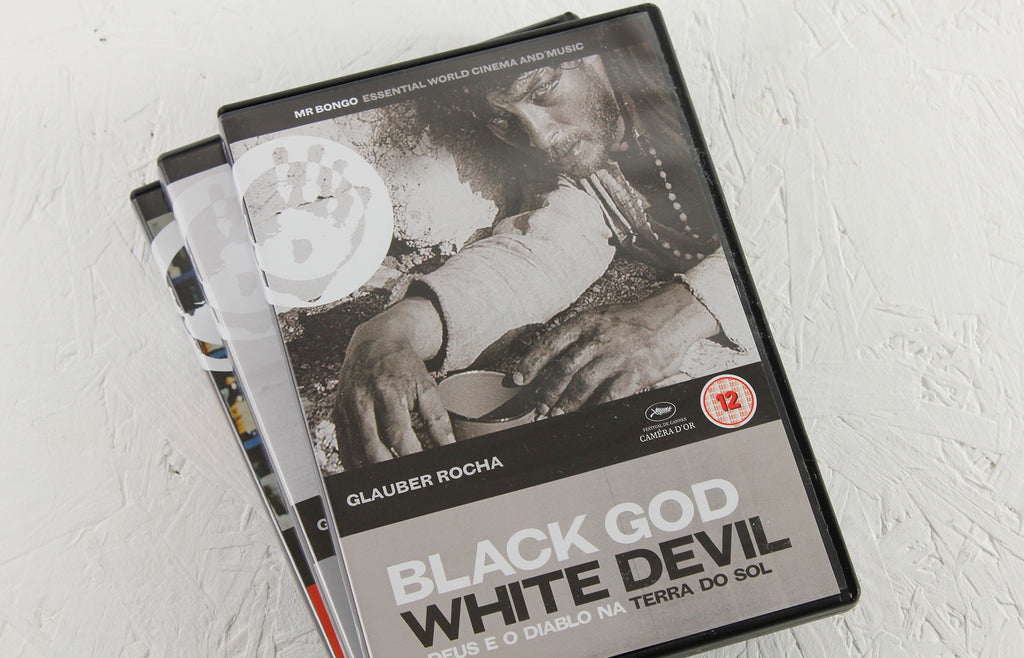 Black God White Devil/Antonio das Mortes/Entranced Earth – 3-DVD