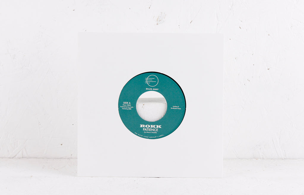 Patience / From Within – Vinyl 7""