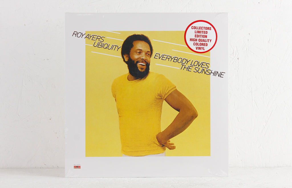 Roy Ayers Ubiquity ‎– Everybody Loves The Sunshine – Vinyl LP