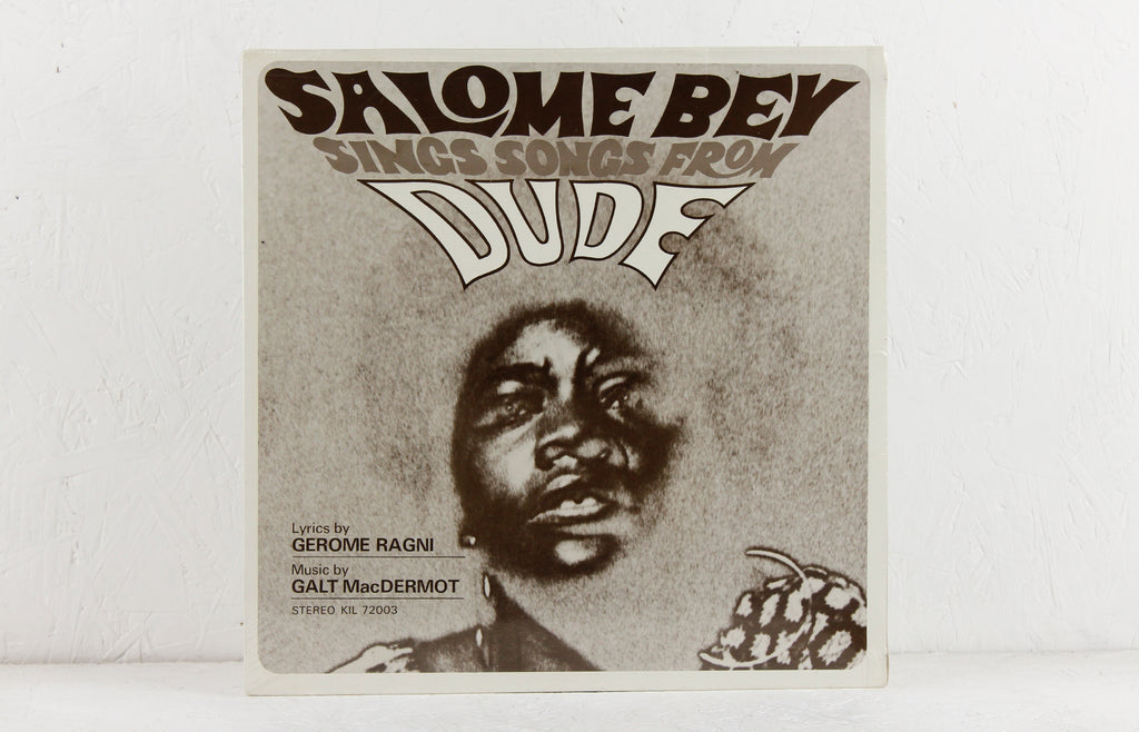 Salome Bey Sings Songs From Dude – Vinyl LP