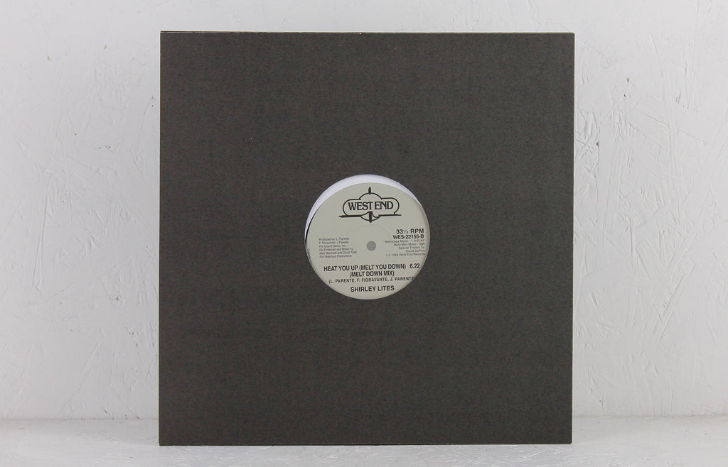 Heat You Up (Melt You Down) – Vinyl 12""