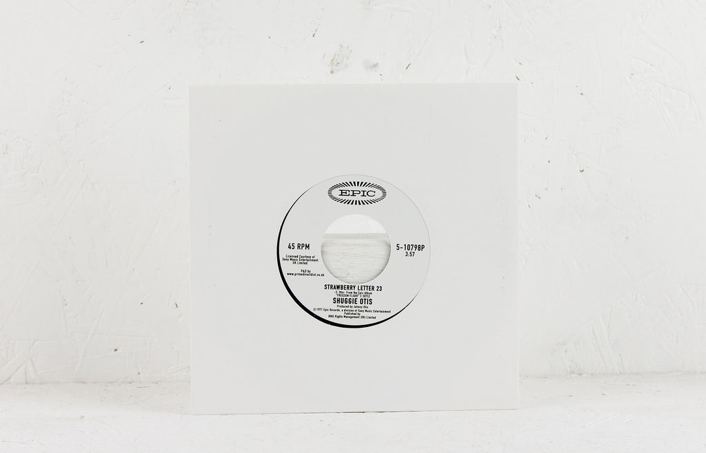 Strawberry Letter 23 / Ice Cold Daydream – Vinyl 7""