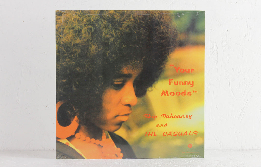 Skip Mahoaney & The Casuals ‎– Your Funny Moods – Vinyl LP