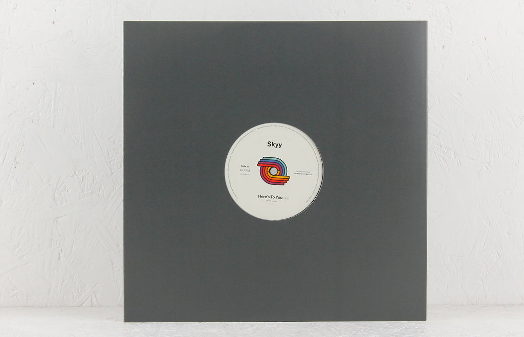Here's To You / You Got Me Up – Vinyl 12""