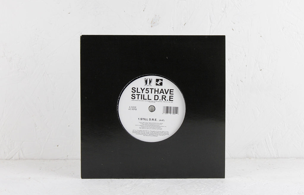 Let Me Ride  / Still D.R.E – Vinyl 7""