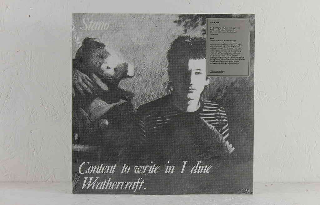 Content To Write In I Dine Weathercraft – Vinyl LP