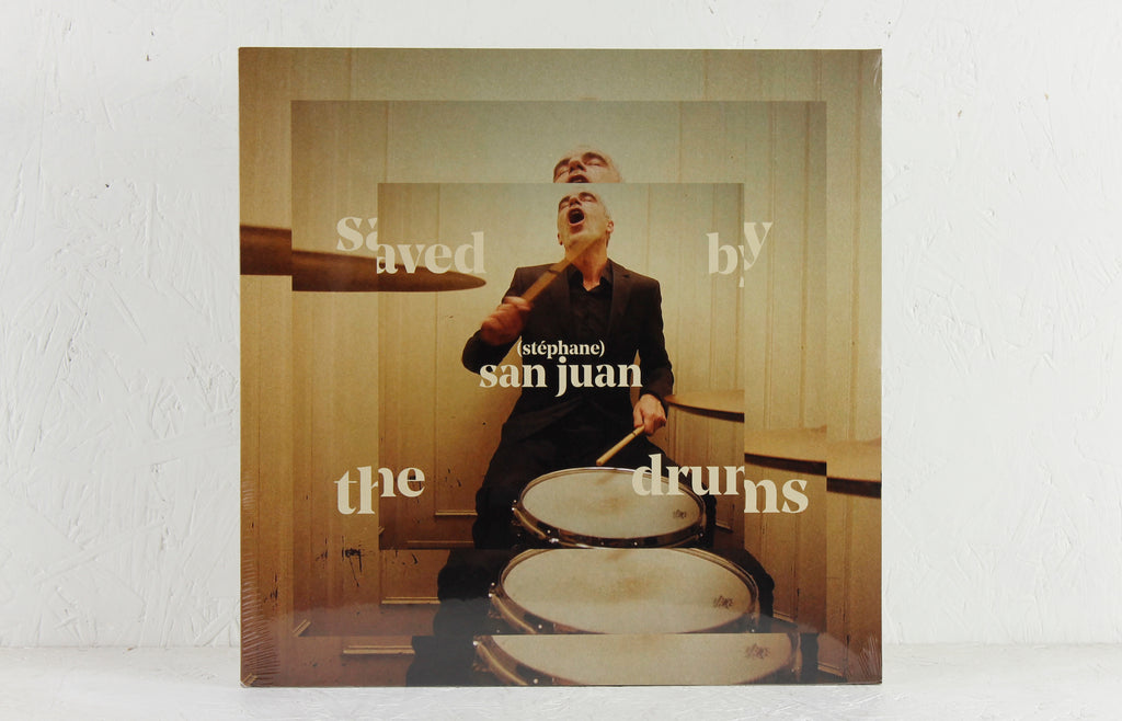 Saved By The Drums – Vinyl LP