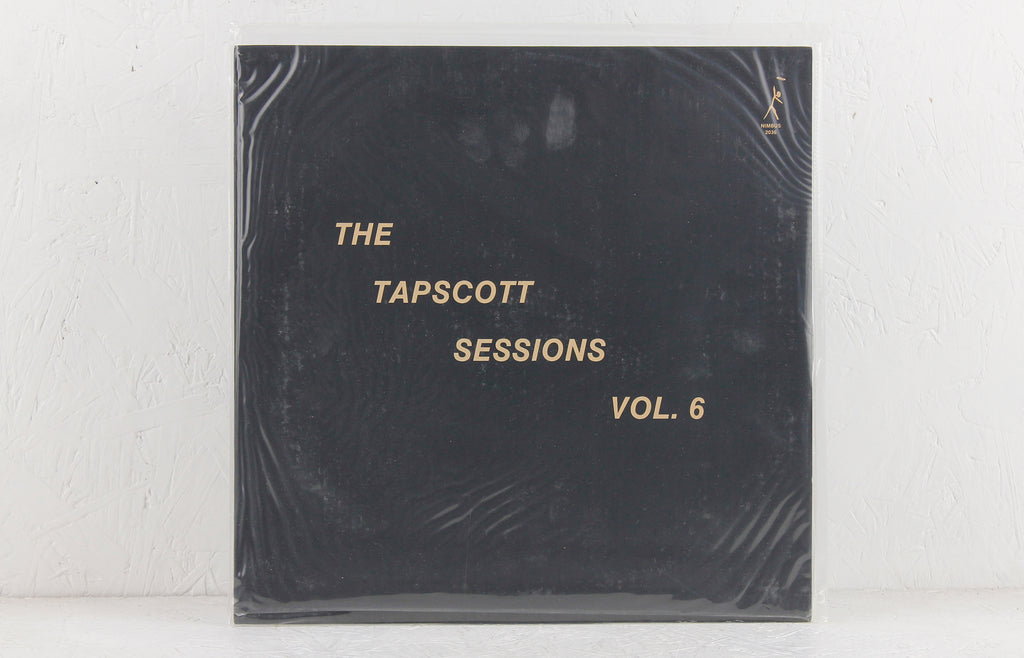 The Tapscott Sessions Vol. 6 (solo piano) – Vinyl LP