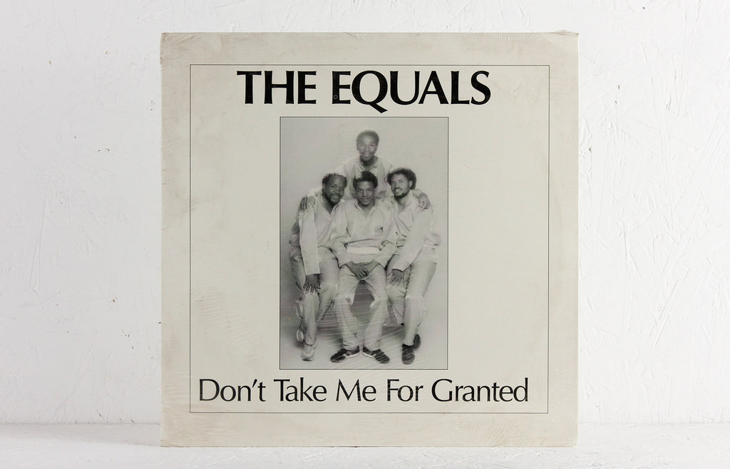The Equals ‎– Don't Take Me For Granted – Vinyl LP