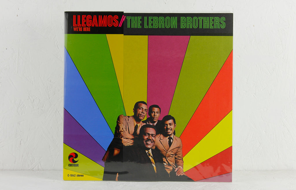 Llegamos / We're Here – Vinyl LP