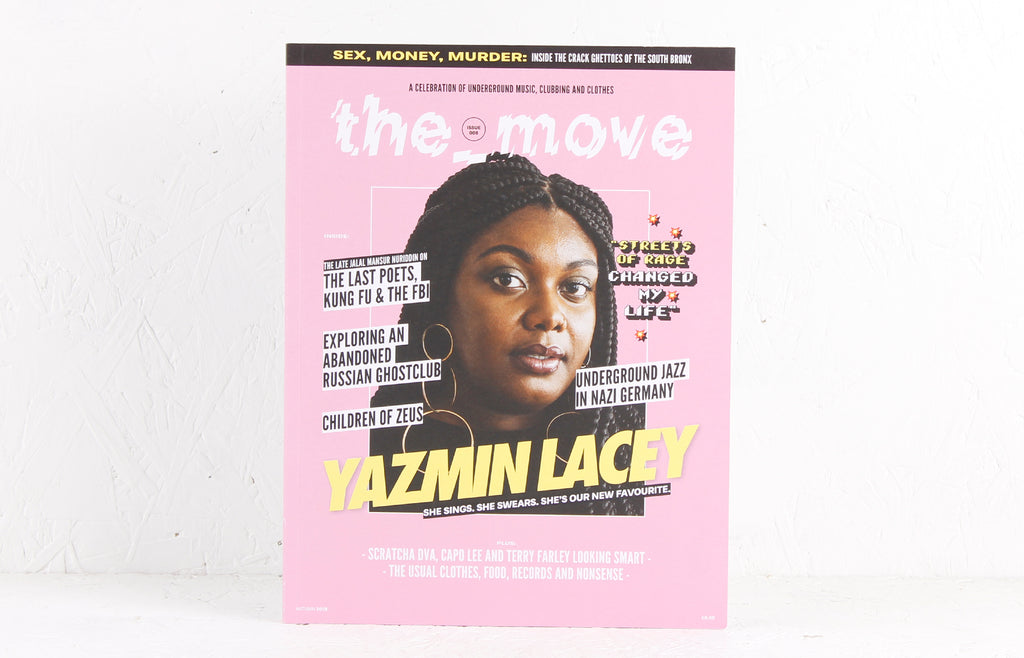 The Move, Issue 005 – Magazine