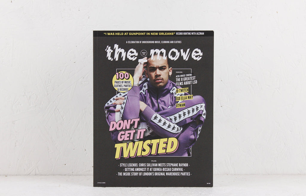The Move, Issue 006 – Magazine