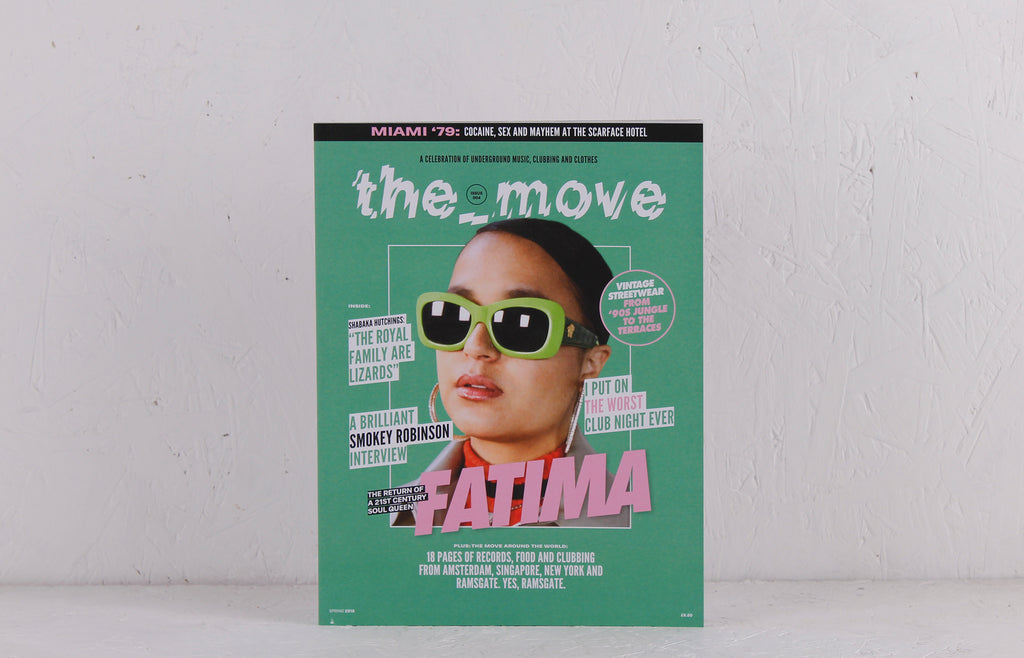 The Move, Issue 004 – Magazine