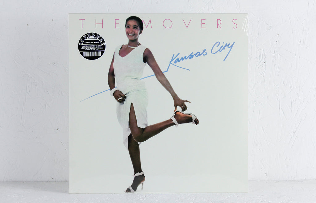 The Movers – Kansas City – Vinyl LP