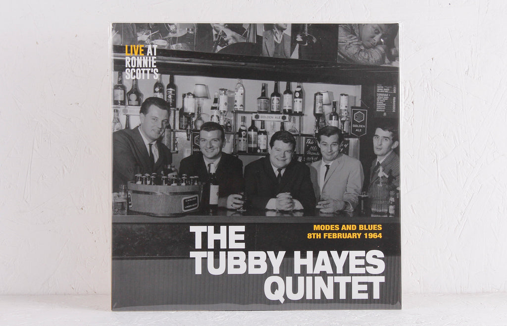 The Tubby Hayes Quintet – Moods and Blues – Vinyl LP