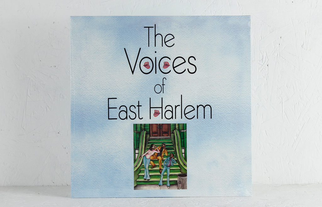 The Voices Of East Harlem – Vinyl LP