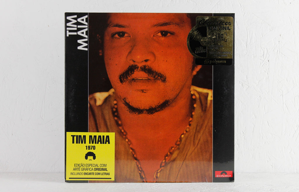 Tim Maia (1970) – Vinyl LP