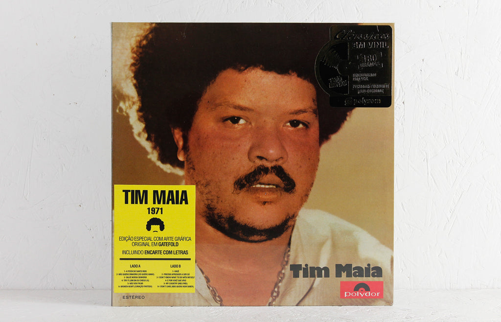 Tim Maia (1971) – Vinyl LP