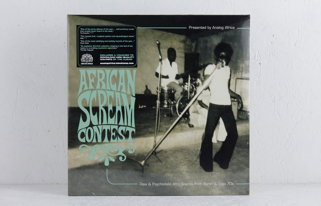 African Scream Contest – 2-LP Vinyl