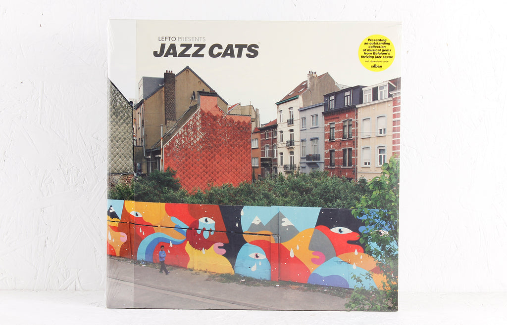 Lefto presents Jazz Cats – Vinyl 2LP
