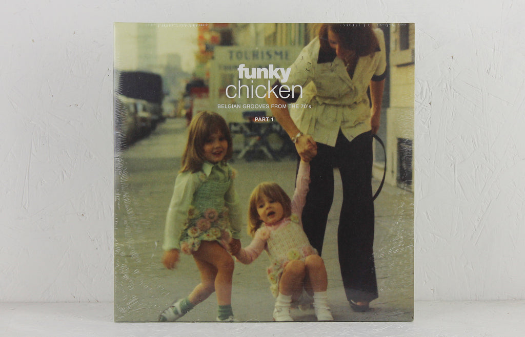 Funky Chicken: Belgian Grooves From The 70's, Part 1  – 2-LP Vinyl