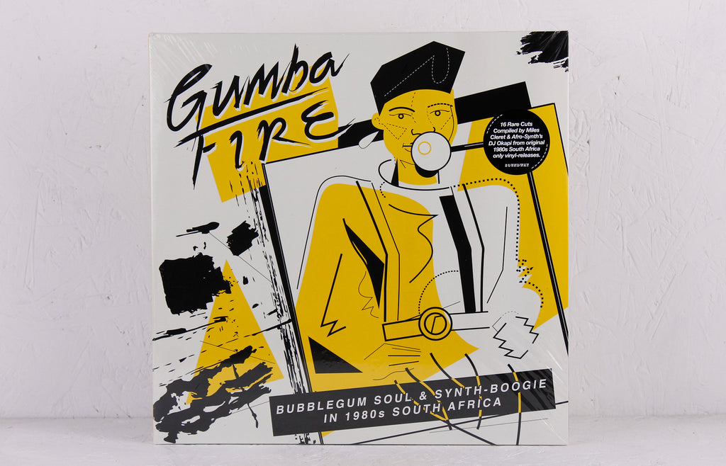 Gumba Fire: Bubblegum Soul & Synth-Boogie in 1980s South Africa – Vinyl 3LP